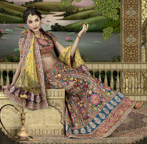 Bridal collection by Deepak Parwani20-Latestasianfashions.com