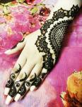 Eid Mehndi Designs 2012 | Mehdni for Girls