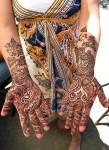 Rajasthani Mehndi Designs for Bridal - 2012