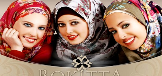 Bokitta New Head Scarves Winter Collection 2012 - www.latestasianfashions.com
