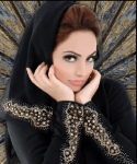 fancy abaya with bead work - Abaya designs in Dubai
