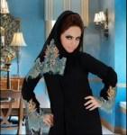 fancy gulf abaya desin 2013 - Beautiful Pakistani Abaya designs