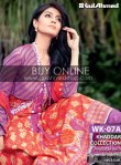 Gul ahmed dresses for winters