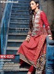Buy Gul Ahmed Khaddar Dress Online