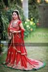 Latest pakistani bridal dress designs