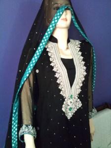 Fancy pakistani dress