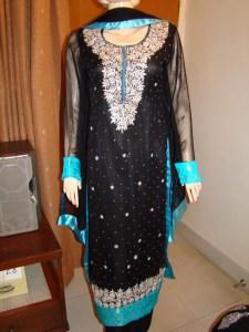 Fancy pakistani dresses