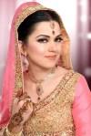 Walima makeup pakistani bride