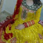 Mehndi dresses 2013
