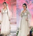white bridal frocks 2013