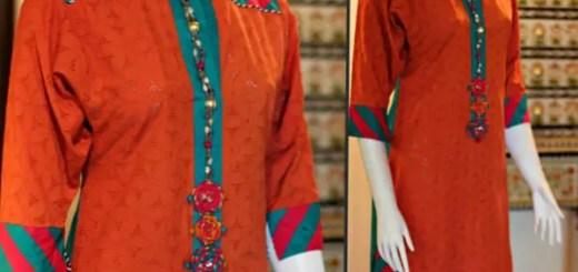 Girls kurta fashion