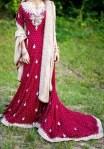 Tail style bridal dresses lehnga