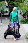 Ladies hijab fashion