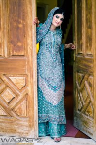 Latest designs of pakistani bridal walima dresses