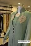 Semi formal open shirt dresses