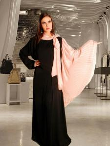 Simple arabic abaya designs 2013
