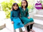 Summer dresses for kids in kurta styles