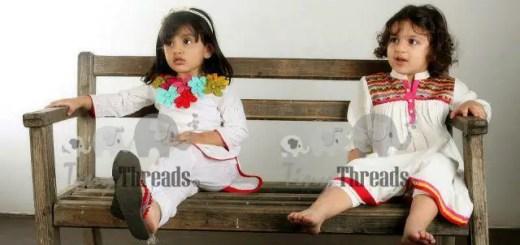 Latest summer dresses for kids