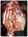 Arabic mehndi designs 2013