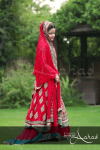 Buy Pakistani couture bridal dresses online