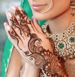 latest henna patterns for hands