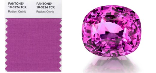 radiant orchid gems 2014