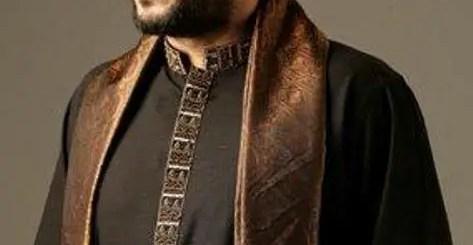 Shahid Afridi Kurta Collection 2014