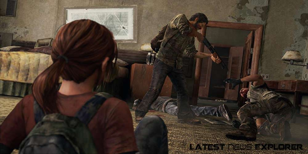Naughty Dog Hints The Last of Us 2 In Uncharted 4