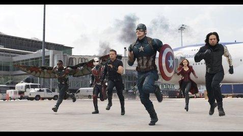 captain america civil war picture