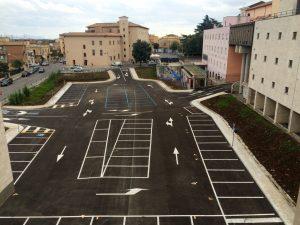 Parcheggio Cisterna