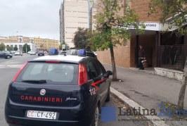 Latina, furto nella sede della Asl in piazza Celli