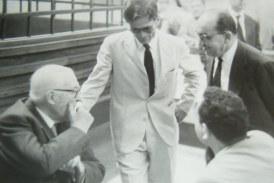 Rai Storia racconta il processo a Pasolini nel tribunale di Latina
