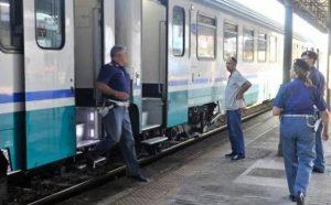 polizia-treno