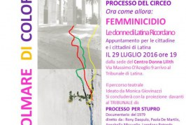 Latina, 40 anni dopo le donne rileggono la sentenza del processo del Circeo davanti al tribunale