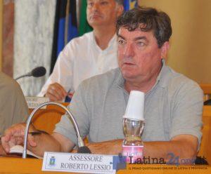 Roberto Lessio, assessore allAmbiente