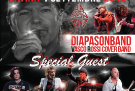 Vasco Day, tributo a Vasco Rossi il 4 settembre all'Expo di Latina