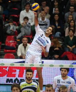piacenza 6 novembre 2016 lpr volley    latina  ( foto cavalli ) fei