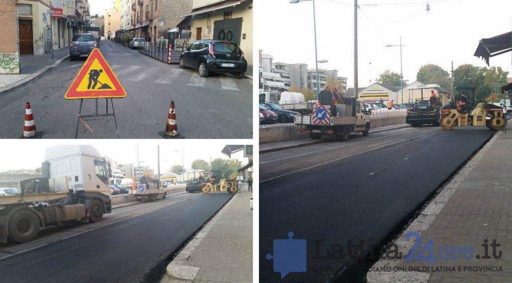 lavori-asfalto-vianeghelli-latina-collage