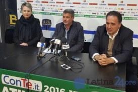 VIDEO Latina Calcio, conferenza stampa in diretta. La nuova proprietà: Vogliamo riempire lo stadio