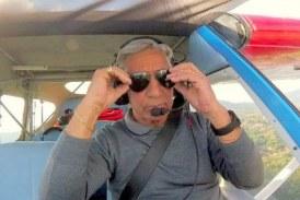 Ultraleggero precipita e prende fuoco, morto il pilota di Roccagorga