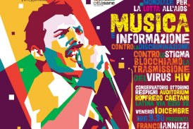 Giornata contro l'Aids. Incontri, musica e test HIV al Conservatorio di Latina