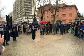 FOTO Latina, il sindaco Coletta inaugura la Passeggiata Sandro Pertini