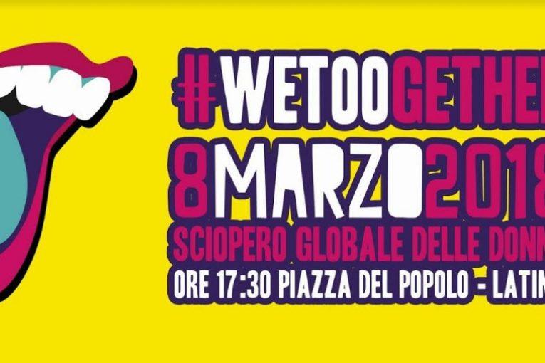 8marzo-latina-manifestazione-2018-locandina