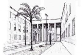 Urban Sketcher a Latina, sabato 24 disegnatori a spasso per il centro