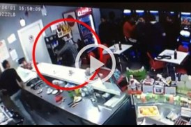 VIDEO Disabile pestata nel bar, arrestati Di Silvio e Casamonica