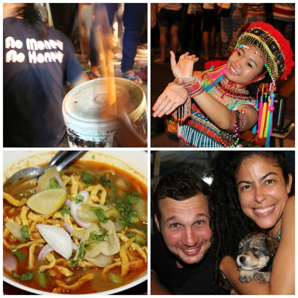 24 hours in Chiang Mai, night market