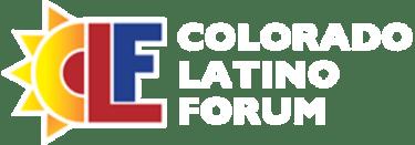 CLF, Colorado Latino Forum Logo