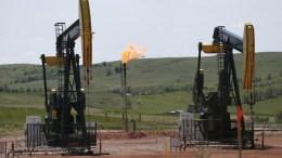 Methane gas burn off