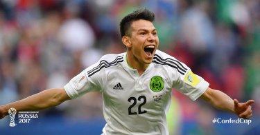 Mexico russia soccer