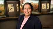 Gabriela Chavarria Vice President and Chief Curator of the Research and Collections Division at DMNS. Official start date Jan. 8th, 2018.